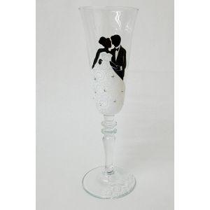 Victoria Bella 440283-2-WR, 6 Oz Champagne Glasses, 9