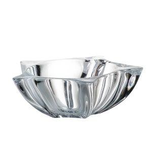 Aurum Crystal AU60230 12.2-inch Yoko Crystal Fruit Bowl, EA