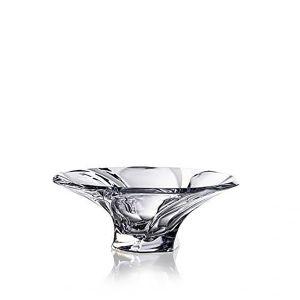 Aurum Crystal AU51627 12-inch Diameter Mozart Bowl, EA