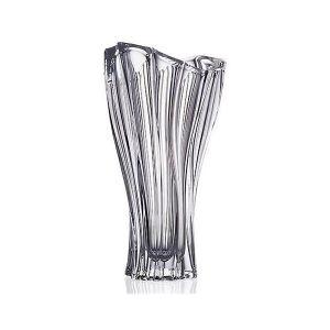 Aurum Crystal AU51933 13-inch Height Plantica Crystal Vase, EA