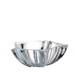 Aurum Crystal AU60230 12.2-inch Yoko Crystal Fruit Bowl, EA