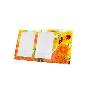 Carmani CR-044-5102 7x12.5-inch Van Gogh Photo Frame, EA