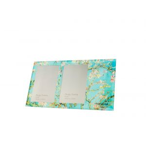 Carmani CR-044-5103 7x12.5-inch Van Gogh Photo Frame, EA