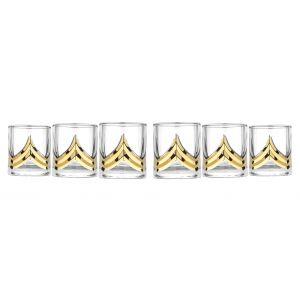 Triumph 11-Ounce DOF Glasses, Set of 6