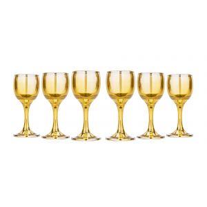 Honey 2-Ounce Liquer Glasses, Set of 6