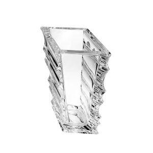 Bohemia JS08995 12'' Lead Free Crystal Sail Vase