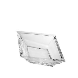 Bohemia JS09145 7.5''x5.5'' Lead Free Crystal Sail Small Bowl
