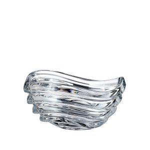 Crystalite U29/220 9'' Dia Lead Free Crystal Bowl