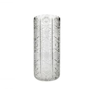 Neman Crystal V5557/11-X 11'' Height Lead Crystal Flower Vase